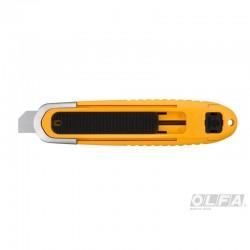 Cuchillo de Seguridad Auto-Retráctil con Sistema Automático
