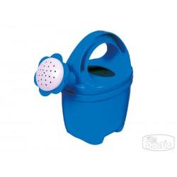 Regadera Plástica Azul