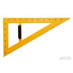 Escuadra Plástica Grande 60 x 60 cms Neolite