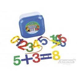 Ensarte de Números y Símbolos