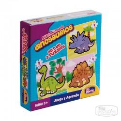 Puzzle de Dinosaurios