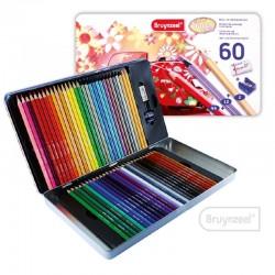 Caja Lápices 60 colores