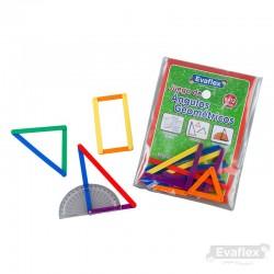 Juego de Ángulos Geométricos