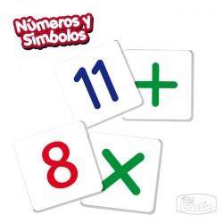 Números y Símbolos