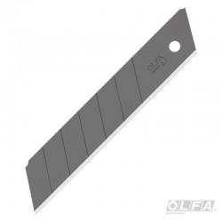 Repuesto Cuchillo Hoja Negra 25 mm