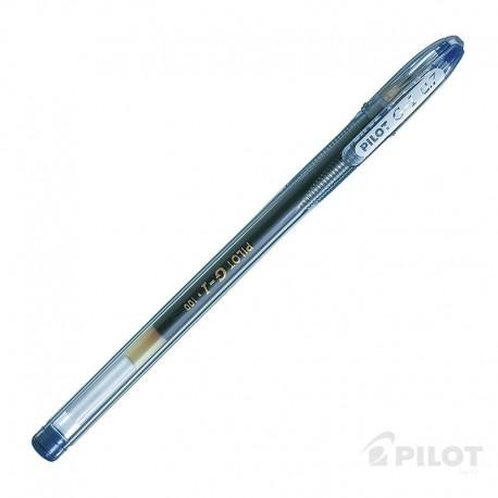 Lápiz Gel G-1 0.7 Azul PILOT