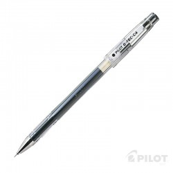 Lápiz Gel G-TEC C-4 0.4 Negro PILOT
