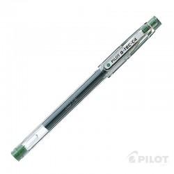 Lápiz Gel G-TEC C-4 0.4 Verde PILOT