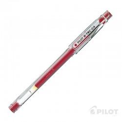 Lápiz Gel G-TEC C-4 0.4 Rojo PILOT