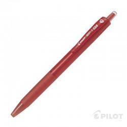 Lápiz pasta BP1 0.7 Rojo PILOT