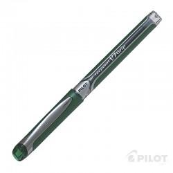 Lápiz Tinta HI-TECPOINT GRIP V7 Verde PILOT