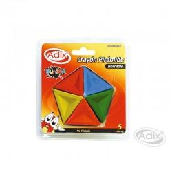 Crayones Pirámide
