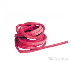 Cordel de Cuero Gama Rojo
