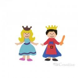 Reyes y Reinas de Goma Eva