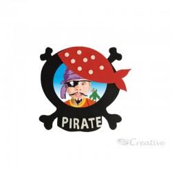 Marco de Fotos para Armar Piratas