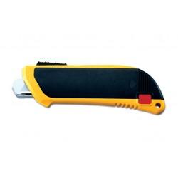 Cuchillo de seguridad auto-retráctil con doble sistema de seguridad SK-6. 1U.