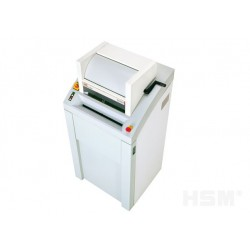 Destructora de Papel HSM 80-85 Hojas 3.9 x 50mm Boca 443mm