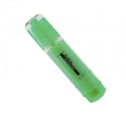 Destacador Transparente Verde