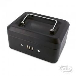 Caja Seguridad 20x16x9cm c/Clave