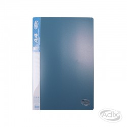Carpeta A4 40 Fundas Azul