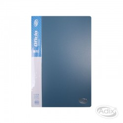 Carpeta Oficio 20 Fundas Azul