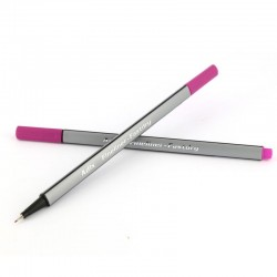 Fineliner Triangular Fucsia
