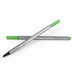 Fineliner Triangular Verde Claro