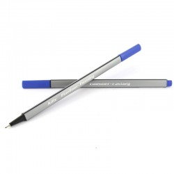 Fineliner Triangular Azul
