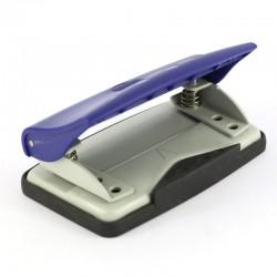 Perforadora Plástica Chica 15hs Azul