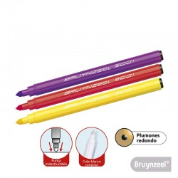 Plumones Superpoints 10 Colores