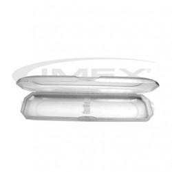 Caja Plástica 1 Lápiz Transparente