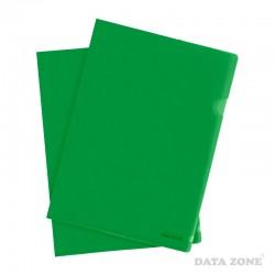Presentador Oficio Verde