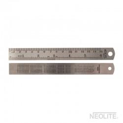 Regla Metálica 15cm