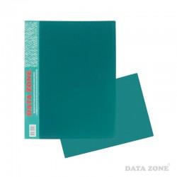 Carpeta A4 c/Clip Gusano y Bolsillo Verde