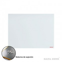 Pizarra de Vidrio Pared 45x60 Blanco