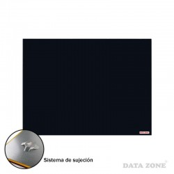 Pizarra de Vidrio Pared 45x60 Negro