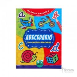 Libro Me Divierto y Aprendo ABC