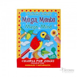 Libro Megamente Animal/Naturaleza
