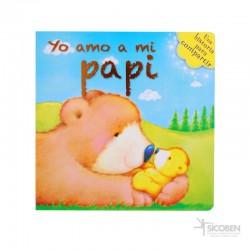 Libro Yo Amo a mi Papi
