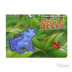 Libro Animales Peligrosos Selva