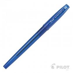 Lápiz Pasta SUPER GRIP G 0.7 Azul PILOT