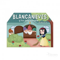 Libro POP UP Blanca Nieves