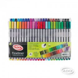 Fineliner 48 colores