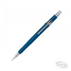 Portaminas Cono Metálico 0.7 mm Azul