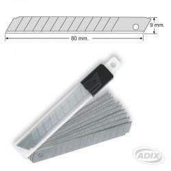 Repuesto Cuchillo 9 mm