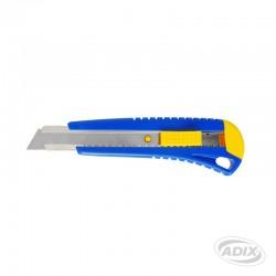Cuchillo 18 mm con Seguro Automático