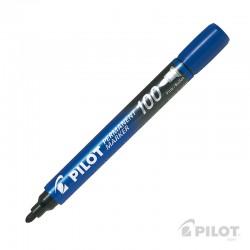Marcador Permanente SCA100 Fino Azul PILOT