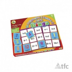 Bingo Multiplicación y División