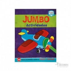 Libro Jumbo Actividades Nivel 3