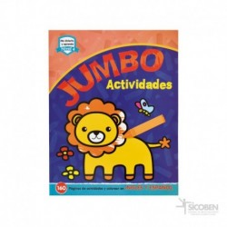 Libro Jumbo Actividades Nivel 4